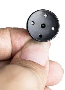 Шпионская скрытая wifi камера - шуруп+пуговица