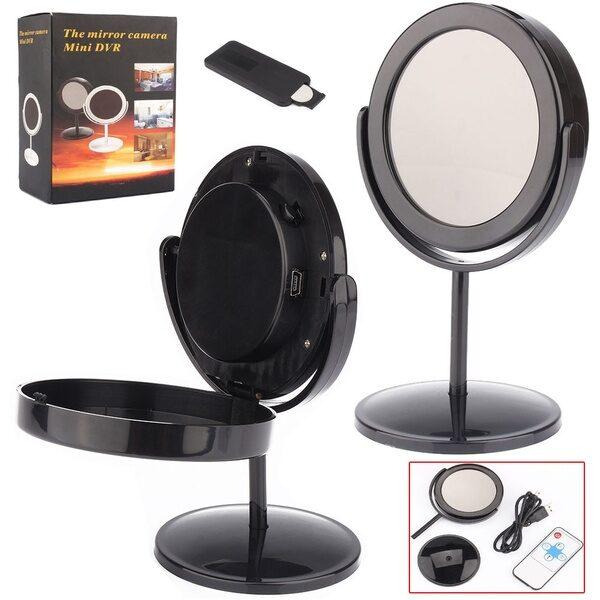 Зеркало - скрытая шпионская pinhole WIFI камера